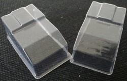 100 x Transportkappe, Caps für HP Nr. 21, 22, 25, 27, 49, 56, 57, 300, 301, 901