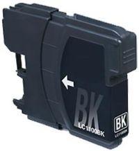 Druckerpatrone wie Brother LC-980 BK, LC-1100 HY-BK Black, Schwarz