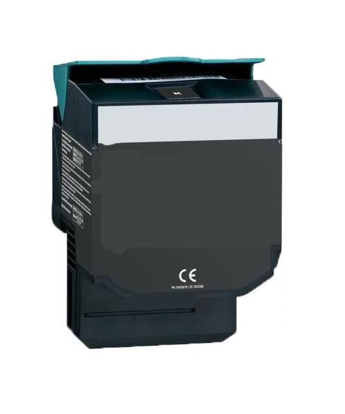 XL Tonerkartusche für Lexmark CS310, CS410, CS510 Black, Schwarz - 702HK, 702XK