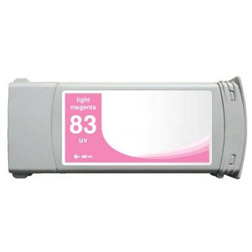 Refill Druckerpatrone HP 83 light-magenta - UV C4945A