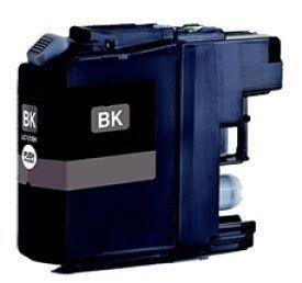 Druckerpatrone wie Brother LC-121 BK, LC-123 BK Black, Schwarz XL