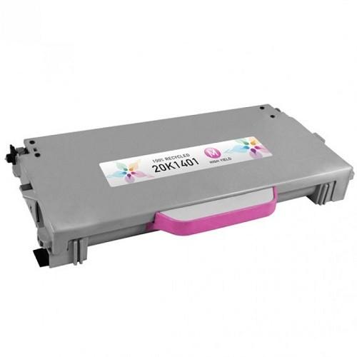 Tonerkartusche für Lexmark C510, X510, X512 Magenta 20K1401