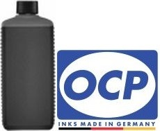 1 Liter OCP Tinte BK70 black für Brother LC-900, 970, 980, 985, 1000, 1100, 1220, 1240, 1280