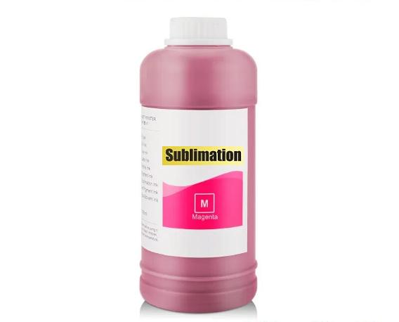 500 ml Dye Sublimationstinte magenta - für Epson, Ricoh, Mutoh, Mimaki, Roland...