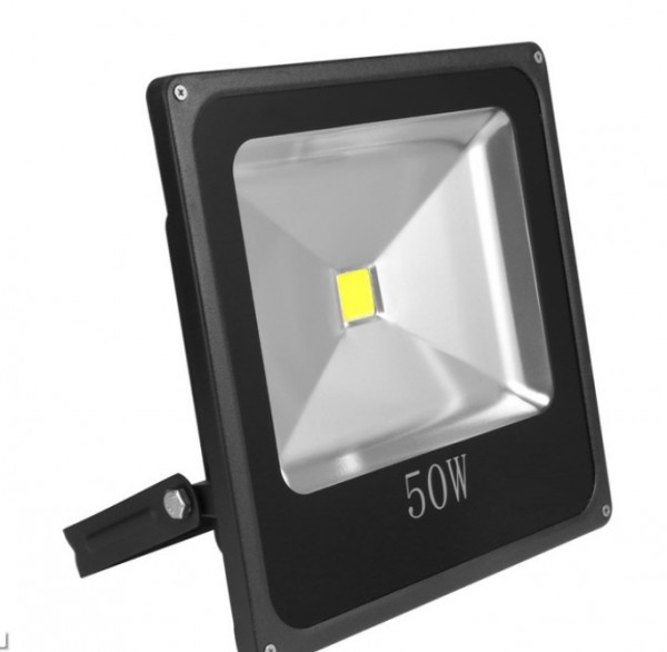 50 Watt LED Außenstrahler - Flutlicht - entspricht 400 Watt Halogenstrahler