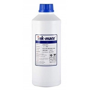 1 Liter INK-MATE Tinte BR201 cyan - Brother LC-800, 900