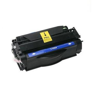 Tonerkartusche wie HP Q7553X Black