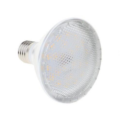 12 Watt PAR 30 LED Lampe E27 - Lichtfarbe warmweiß 2700 K - 120° Ausstrahlung