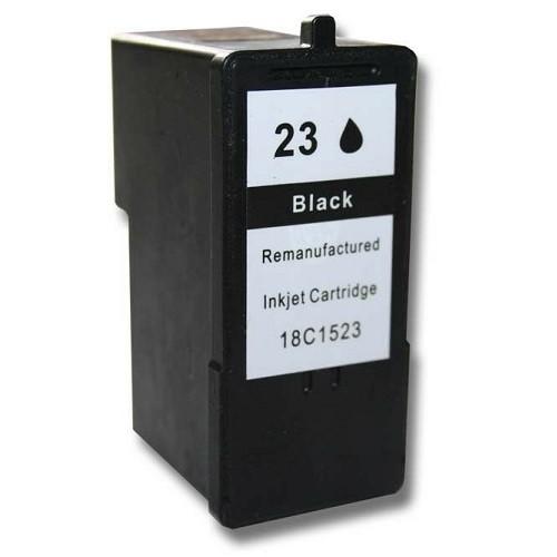 Refill Druckerpatrone Lexmark 23 schwarz, black - 18C1623E