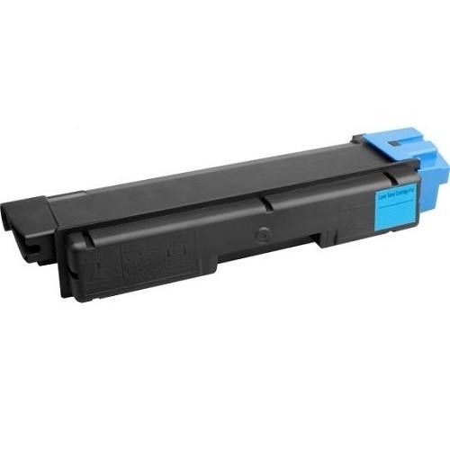 Kompatible Tonerkartusche Kyocera TK-580 Cyan
