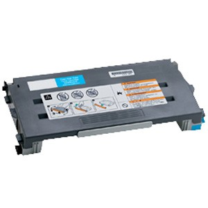 Tonerkartusche für Lexmark C500 Cyan C500H2CG