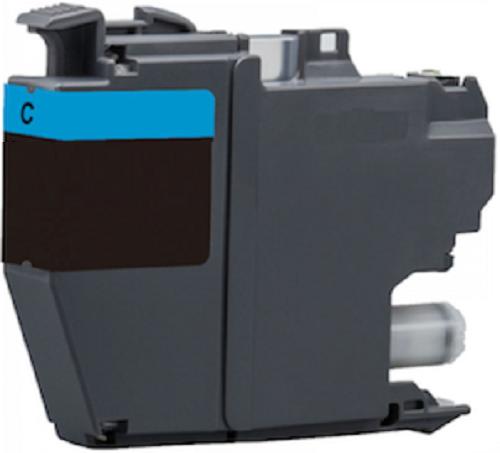 XL Druckerpatrone wie Brother LC-3219 XL-C Cyan
