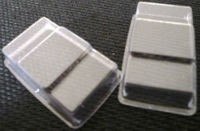 100 x Transportkappe, Caps für HP Nr. 17, 23, 41, 78