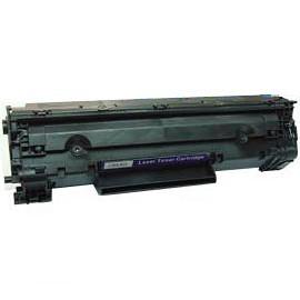 Tonerkartusche wie HP CB436A Black + Canon CRG 725