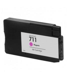 Druckerpatrone wie HP 711 magenta - CZ131A