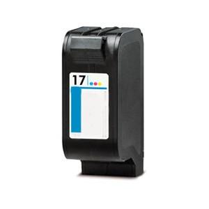 Refill Druckerpatrone HP 17 XL color, dreifarbig - C6625AE
