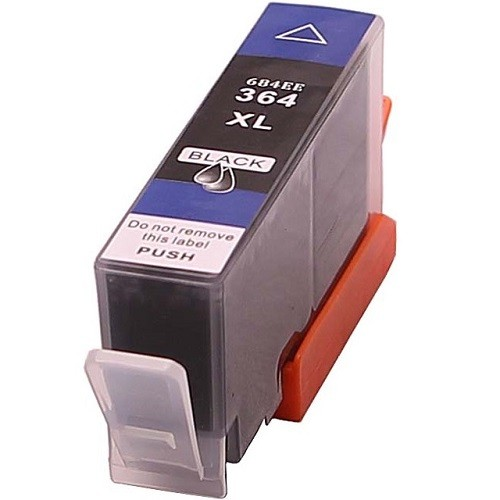 Kompatible Druckerpatrone HP 364 XL schwarz, black (550 S.) - HP CN684EE, CB321EE, CB316EE