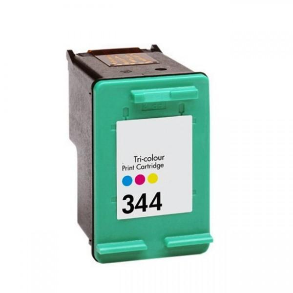 Refill Druckerpatrone HP 344 XL color, dreifarbig - C9363EE