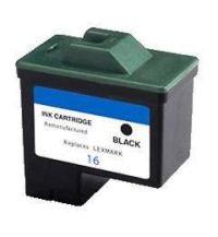 Refill Druckerpatrone Lexmark 16, 17 schwarz, black - 10N0016, 10N0017