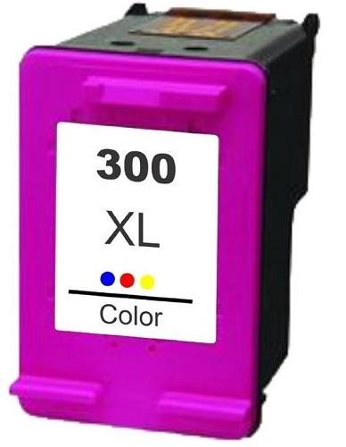 refill druckerpatrone hp 300 xl color dreifarbig cc644ee cc643ee f r deskjet d 1600 1658. Black Bedroom Furniture Sets. Home Design Ideas