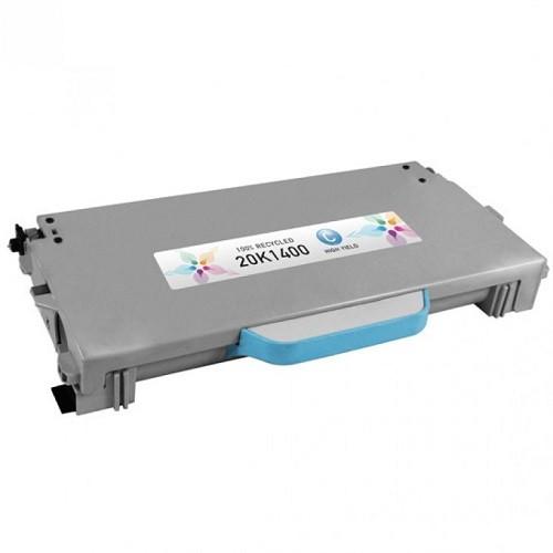 Tonerkartusche für Lexmark C510, X510, X512 Cyan 20K1400
