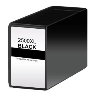 Druckerpatrone wie Canon PGI-2500 XL Schwarz, Black, 9254B001