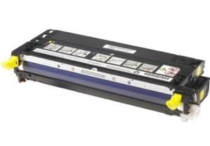 XL Tonerkartusche für DELL 3110, 3115 Yellow - 593-10173, NF556