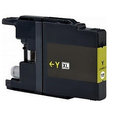 Druckerpatrone wie Brother LC-1220 Y Yellow XL