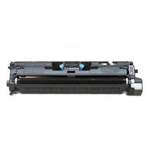 Tonerkartusche wie HP Q3960A - 122A Black, Schwarz
