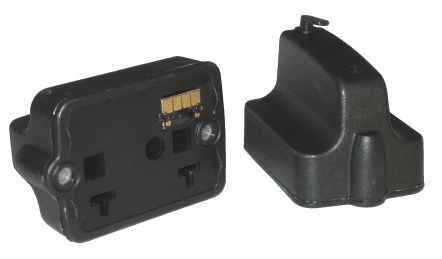 Wiederbefüllbare Quickfill Fill-In Patrone HP 363 black mit Auto Reset Chip
